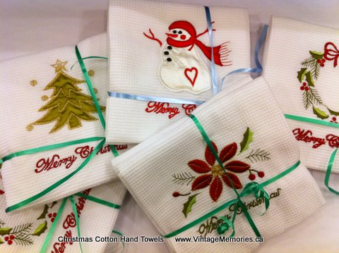 Christmas_Cotton_Hand_Towels