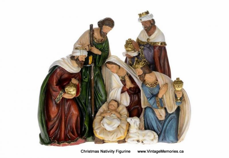 Christmas Nativiity Figurine