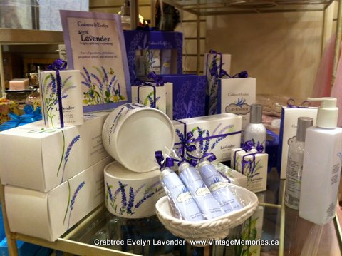 Crabtree Evelyn Lavender