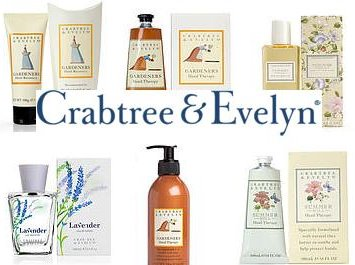 Crabtree Evelyn at Vintage & Memories