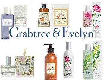 Crabtree Evelyn at VintageMemories.ca