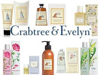 Crabtree Evelyn at VintageMemories