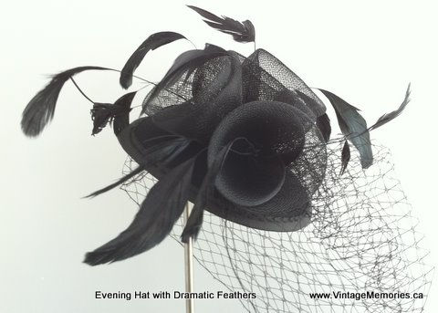 Fascinator/Mini Top Hat