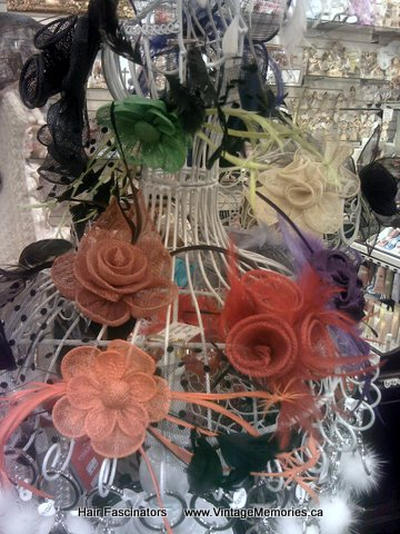 Hair Fascinators-