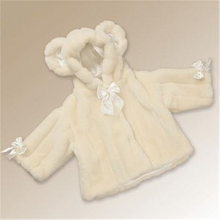 Mink Couture baby Coat