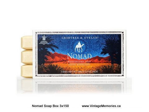Nomad Soap Box 3x150