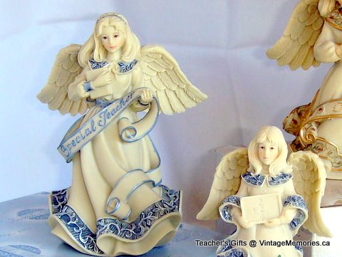 Teacher's gift angels
