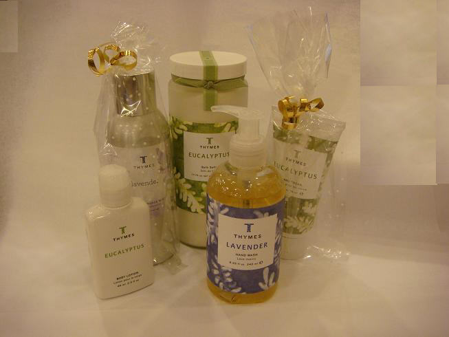 Thymes greenleaf fragrances