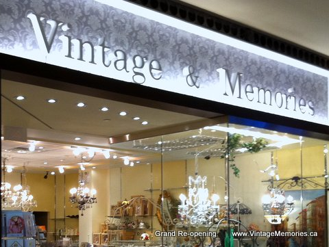 Vintage Memories lime ridge grand reopening