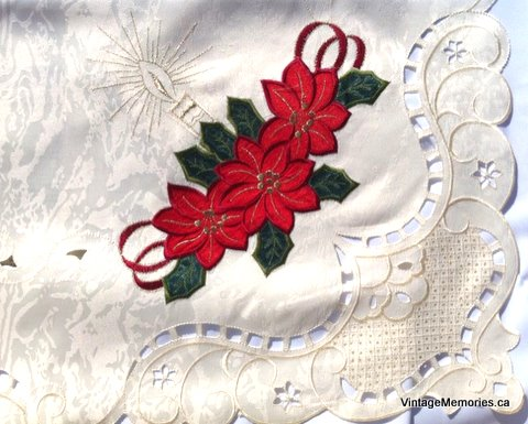 Xmas tablecloth #1