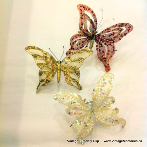 butterfly spring clip