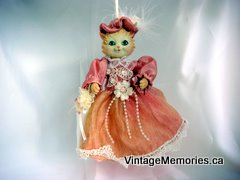 christmas fairy ornament -6
