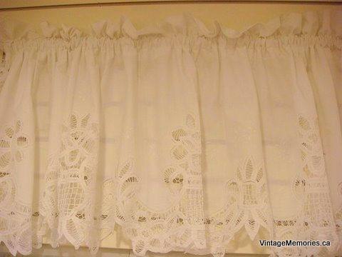 cotton_lace_valances 90 inch