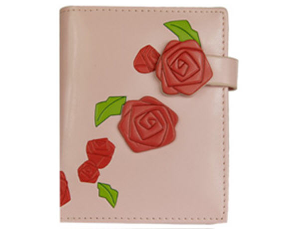 Espe Rosa Short Wallet