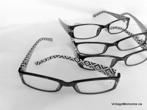 fashion reading glasses