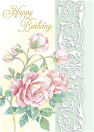 greeting card thank you