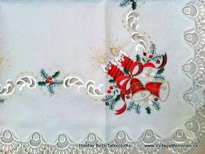 holiday bells tablecloths-2