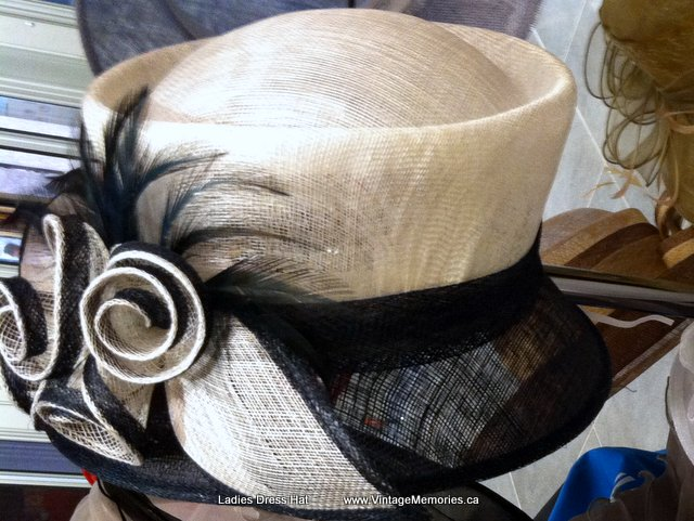 ladies dress hat