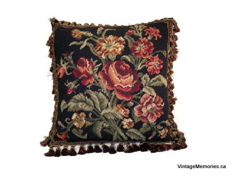 needlepoint_pillow_rose_on_black_g285-1-21-ss