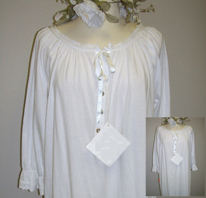 cotton nightgown-5260