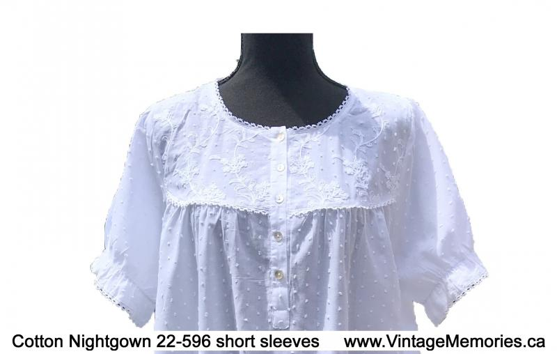 nightgown 596-short
